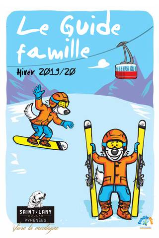 Family Guide Winter 2019-2020, Saint-Lary