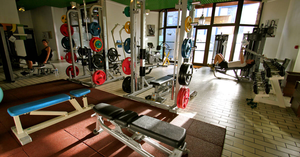 Sensoria Fitness Sport And Relax Space In Saint Lary
