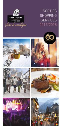 shopping guide Saint-Lary 2017-2018