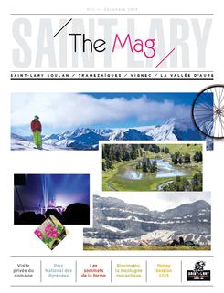 The magazine #2 of Saint-Lary, in Pyrenees