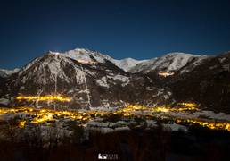 Saint-Lary under the stars