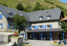 Group accommodation of Saint-Lary in Pyrenees