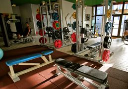 The ultra modern equipment of Sensoria Fitness to Saint Lary