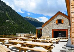 Mountain Restaurants of Saint-Lary in Pyrenees
