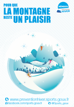 Download the winter safety guide before coming in Saint-Lary