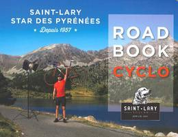 visuel cycling roadbook, Saint-Lary
