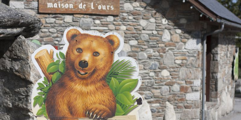 The Bear's Home, Saint-Lary in the Pyrenees