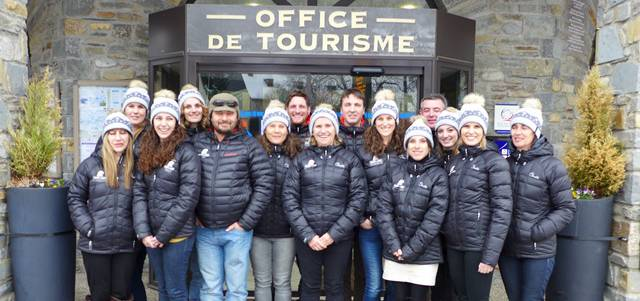 Tourist Office Team