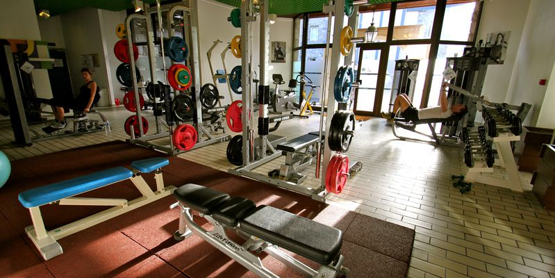 The space Sensoria Fitness to Saint Lary in Pyrenees