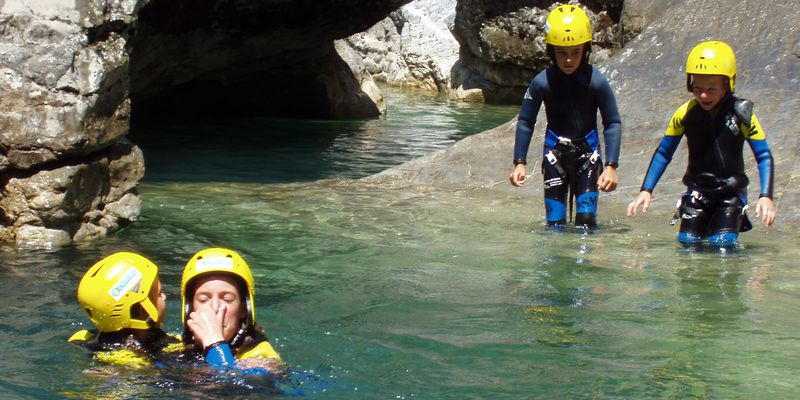 Family activities in summer to Saint-Lary in Pyrenees