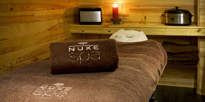 wellness in Pyrenees Spa Nuxe Sensoria
