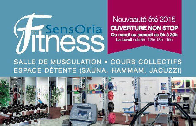 le sensoria fitness saint lary d di aux entrainements sportifs. Black Bedroom Furniture Sets. Home Design Ideas