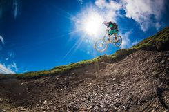 Bike Park de Saint-Lary