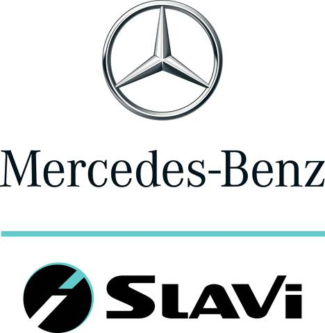 Mercedes slavi Saint-lary partnership